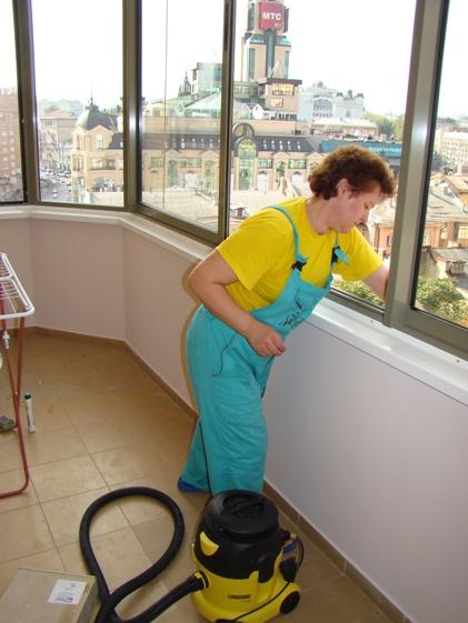 уборка квартиры в Броварах